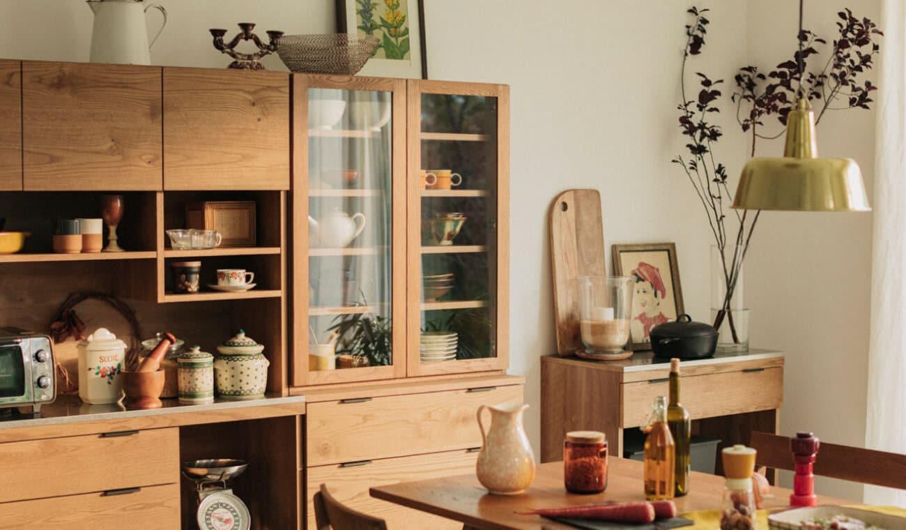 食器 棚 ウニコ