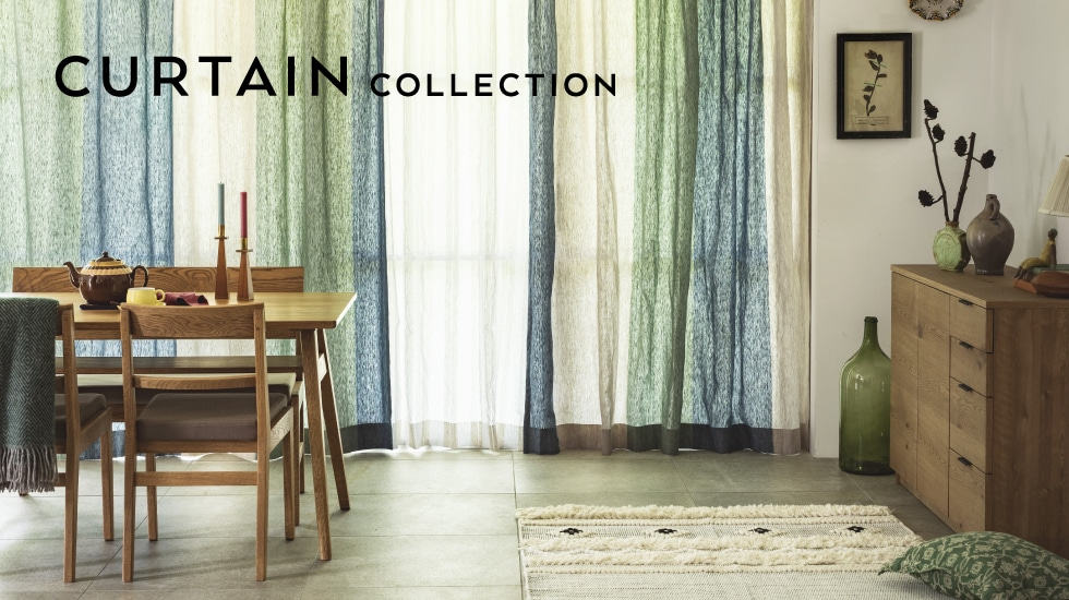 20AW CURTAIN COLLECTION